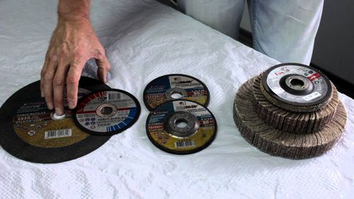 Шліфувальний диск для болгарки