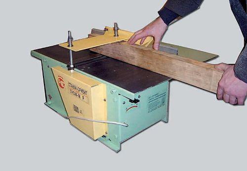 Как сконструировать деревообрабатывающий станок