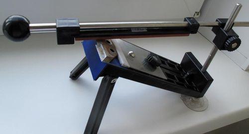 Делаем станок для заточки ножей